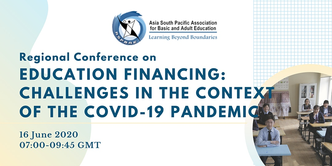 Education Financing: Challenges in the Context of the COVID-19 Pandemic