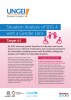 Target 4.5 | Situation Analysis of SDG 4 with a Gender Lens