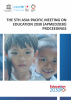 The 5th Asia-Pacific Meeting on Education 2030 (APMED2030) Proceedings