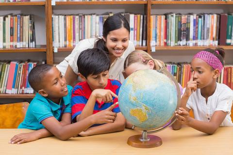 Global survey for teachers on education for sustainable development and global citizenship education