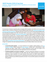 UNICEF Education COVID-19 Case Study (Indonesia)